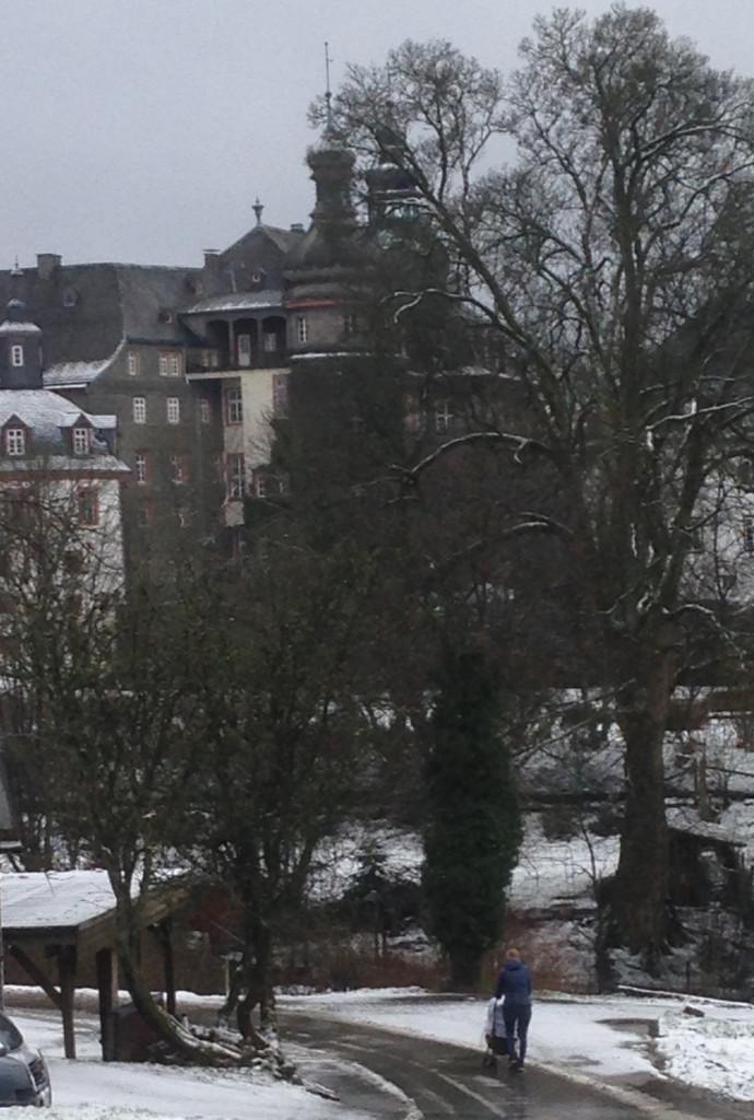 En stille søndagmorgen i Berleburg